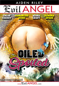Oiled & Spoiled – Evil Angel