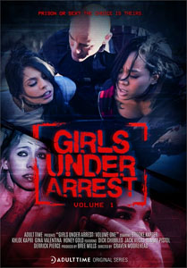 Girls Under Arrest – Adult Time