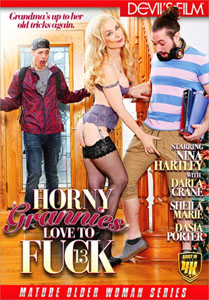 Horny Grannies Love To Fuck #13 – Devil's Film