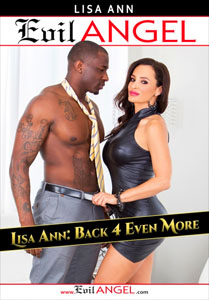 Lisa Ann: Back 4 Even More – Evil Angel