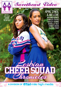 Lesbian Cheer Squad Chronicles – Sweetheart Video