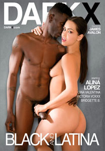 Black And Latina – Dark X