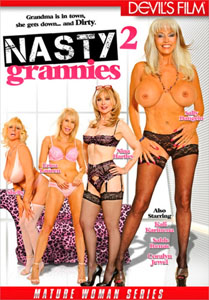 Nasty Grannies #2 – Devil's Film
