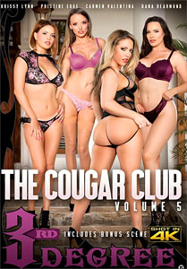The Cougar Club #5 – Third Degree