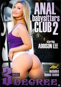 Anal Babysitters Club #2 – Third Degree
