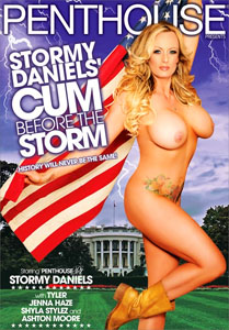 Stormy Daniels' Cum Before The Storm – Penthouse