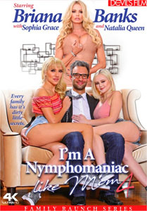 I'm A Nymphomaniac Like Mom #4 – Devil's Film