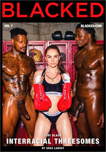 Interracial Threesomes #7 – Blacked