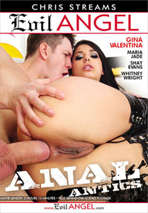 Anal Antics – Evil Angel