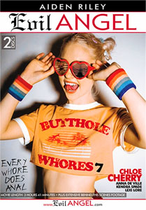 Butthole Whores #7 – Evil Angel