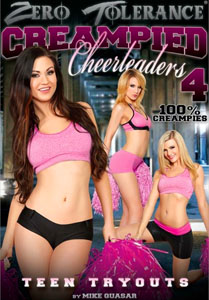 Creampied Cheerleaders #4 – Zero Tolerance