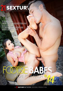 Footsie Babes: More Foot Fetish #14 – 21 Sextury