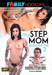 My Stepmom Seduced Me #2 – Family Hookups