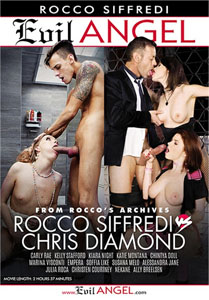 Rocco Siffredi Vs. Chris Diamond – Evil Angel